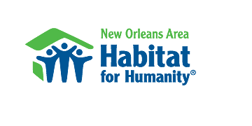 New Orleans Area Habitat for Humanity Logo