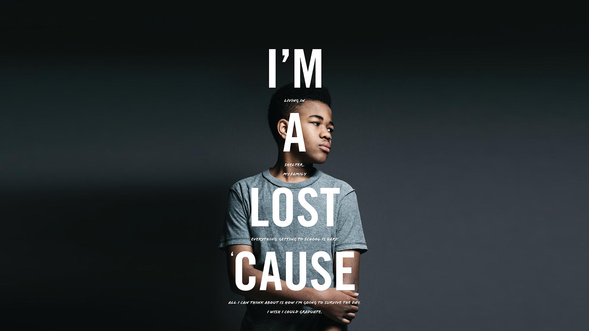 Im a lost cause sm
