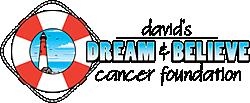 David's Dream & Believe Cancer Foundation Logo
