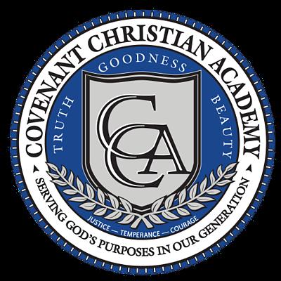 Covenant Christian Academy Logo