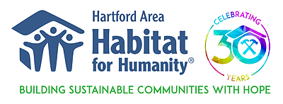 Hartford Area Habitat For Humanity Logo