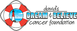 David's Dream & Believe Cancer Foundation Logo