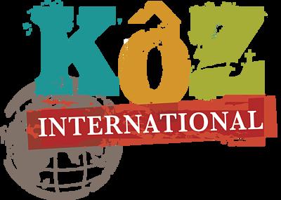 KôZ International Logo