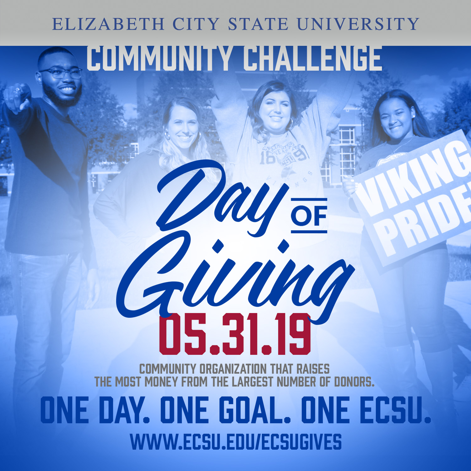 Ecsu day of giving 2019 sm community challenge