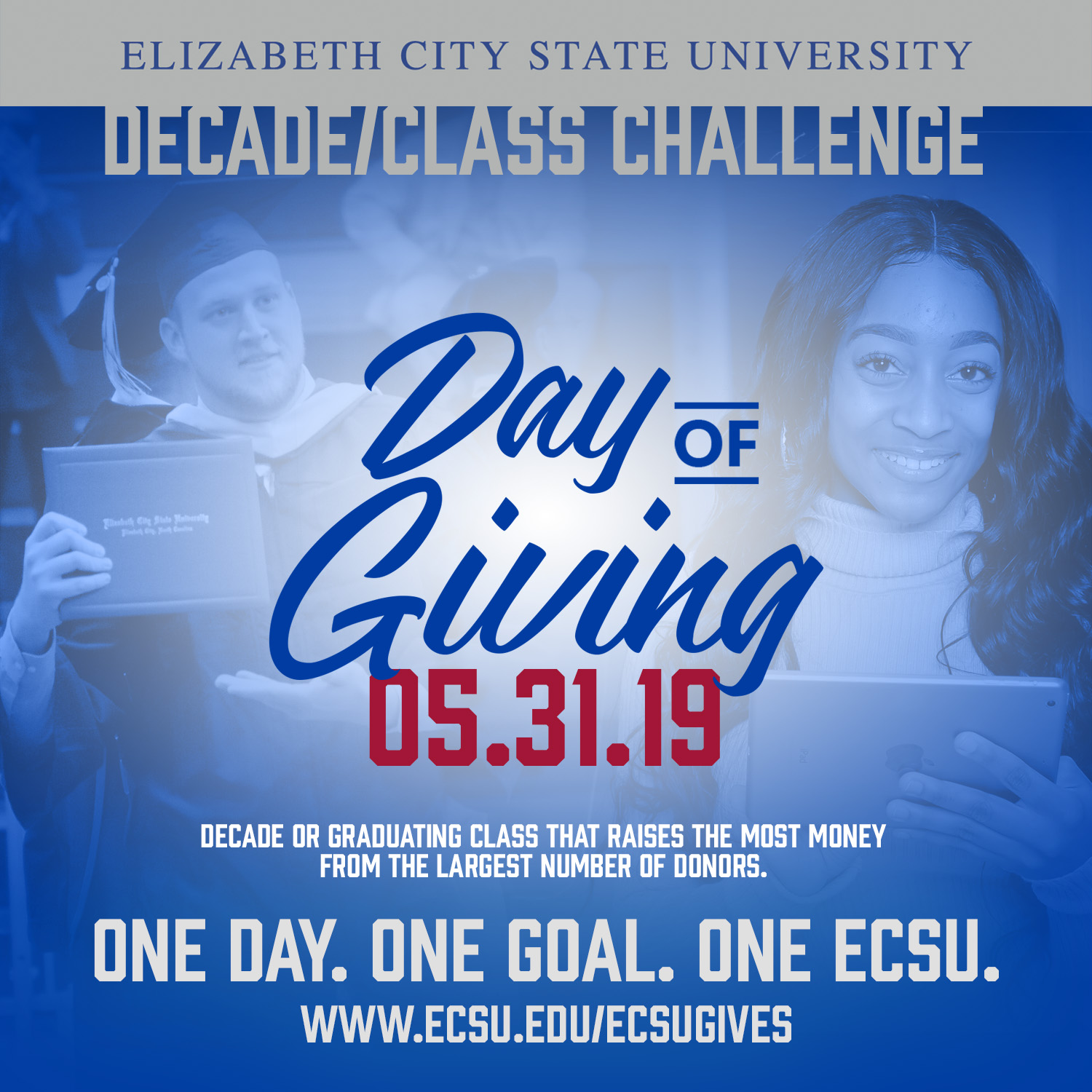 Ecsu day of giving 2019 sm decade challenge