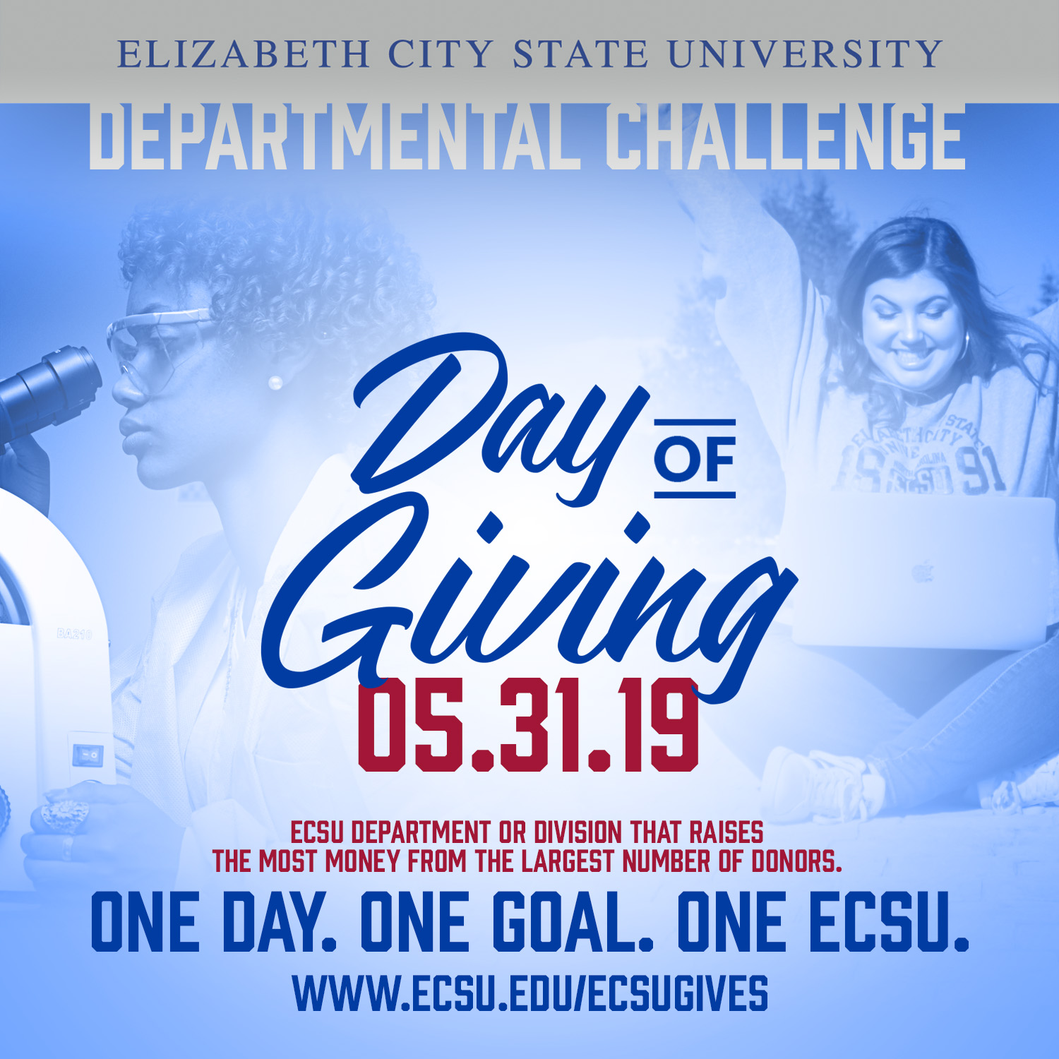 Ecsu day of giving 2019 sm departmental challenge