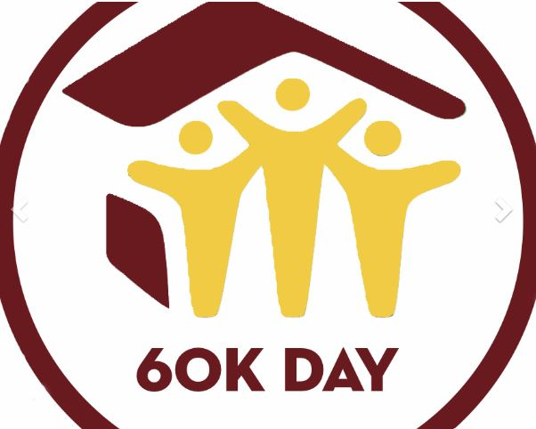 60k day logo