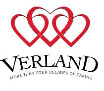 The Verland Foundation Logo