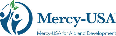 Mercy-USA for Aid and Development Logo