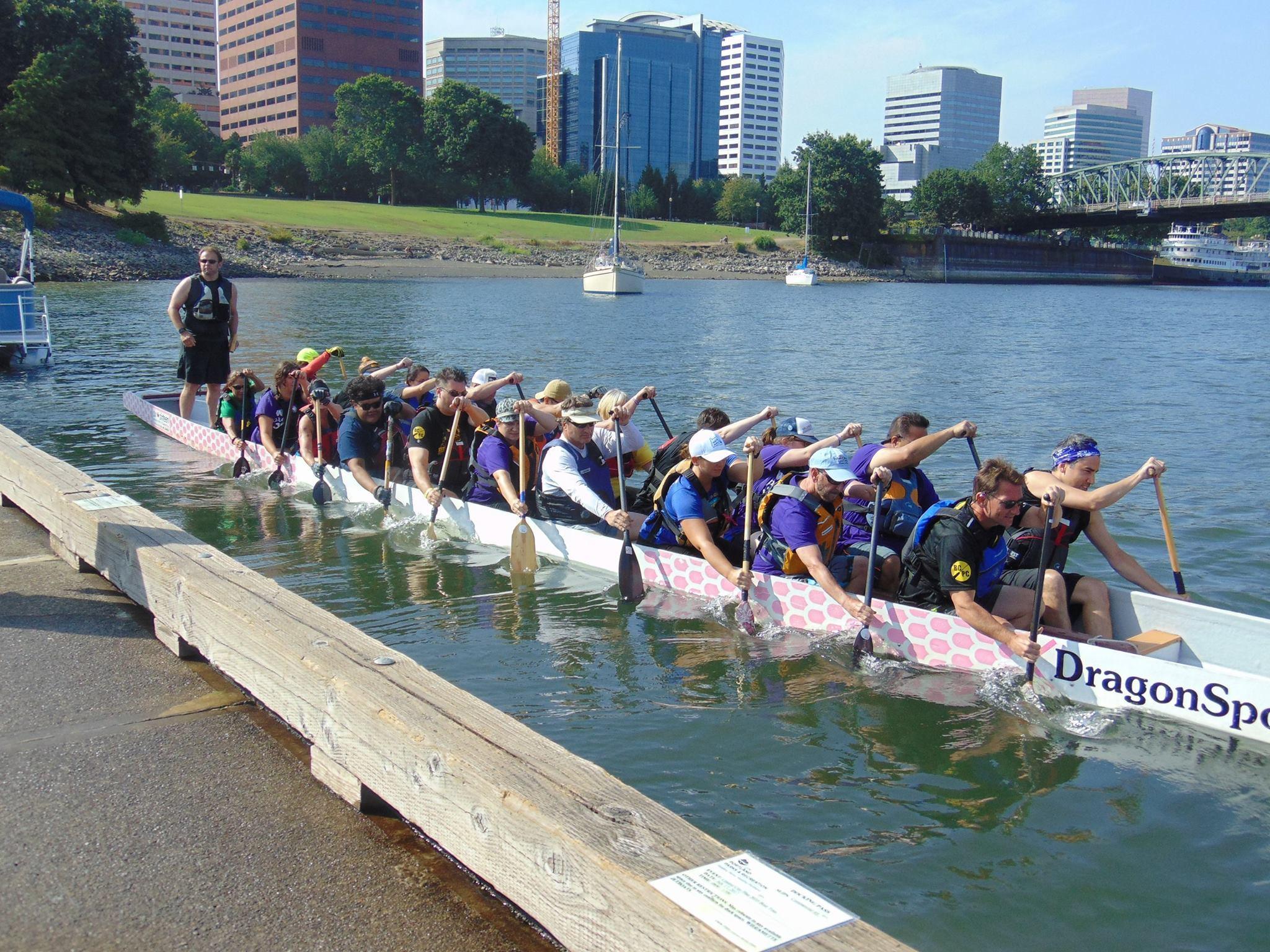 D2d 2017 paddling