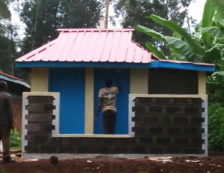 83 kenya latrines