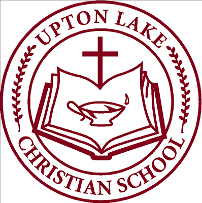 Upton Lake Christian School Logo
