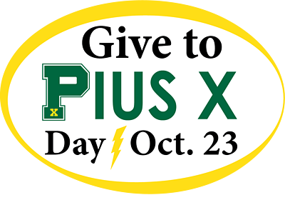Pius X Foundation Logo