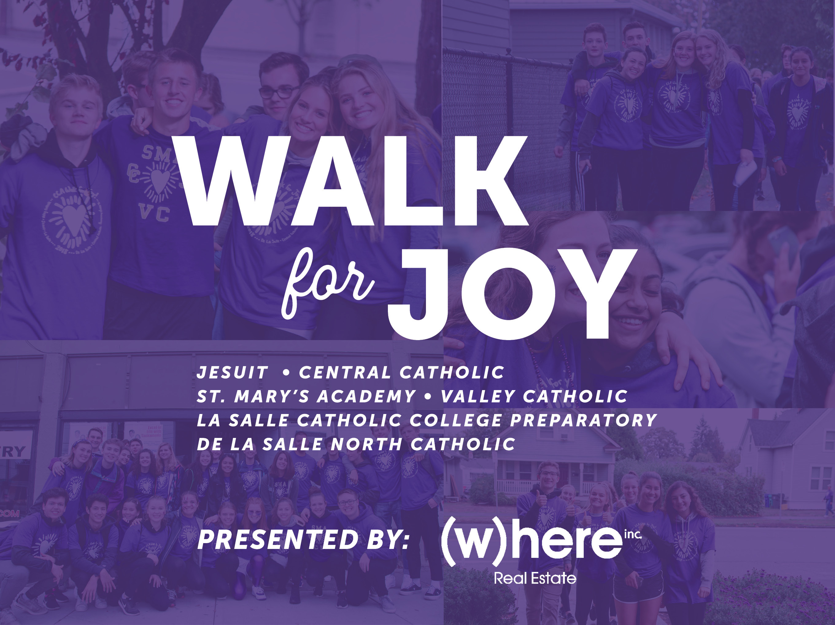 Walk for joy mobile cause