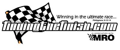 Finding the Finish Logo