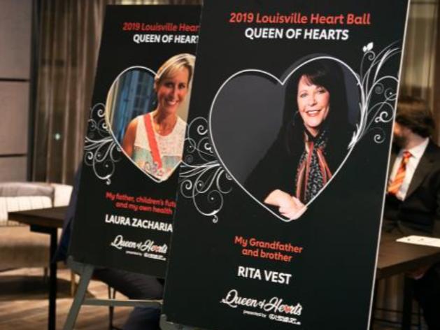 Queen of hearts 2019
