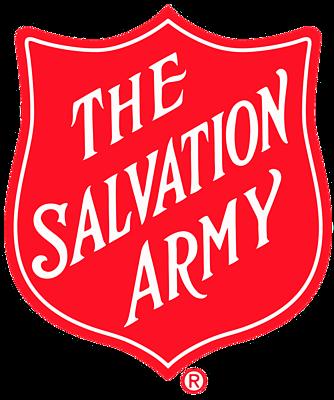Salvation army logo high vector