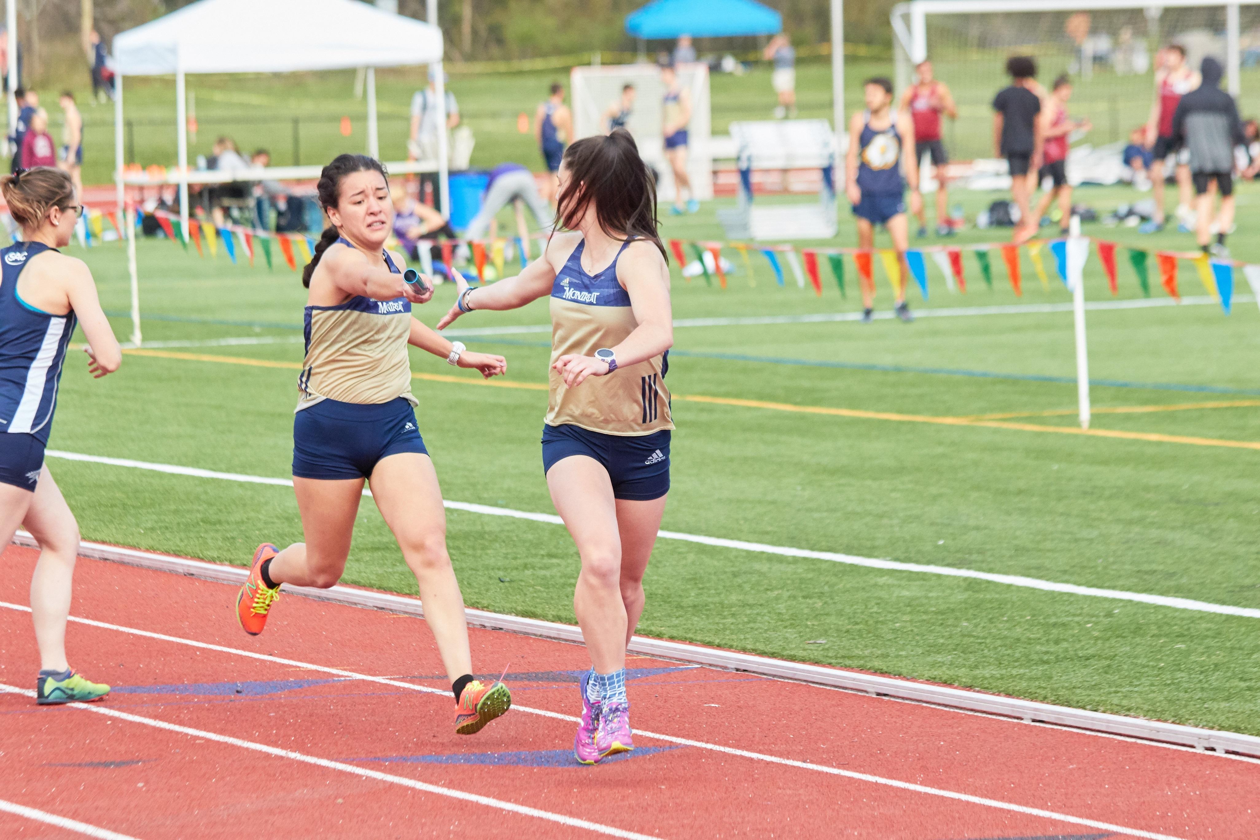 Women's track   field