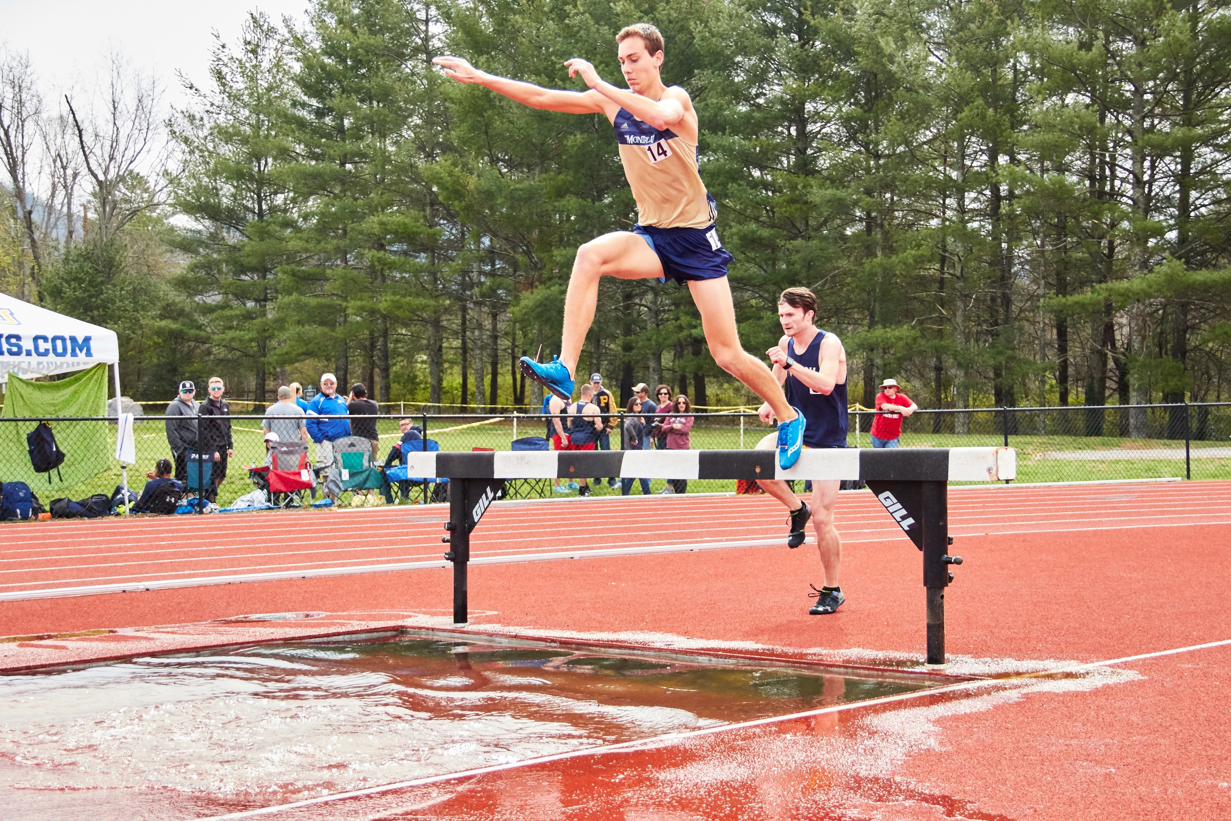 Men's track and field