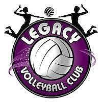 Legacy Volleyball Club Logo
