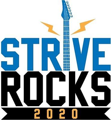 STRIVE. Logo