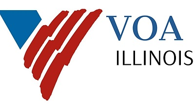 Volunteers of America Illinois Logo