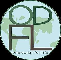 One Dollar for Life Logo