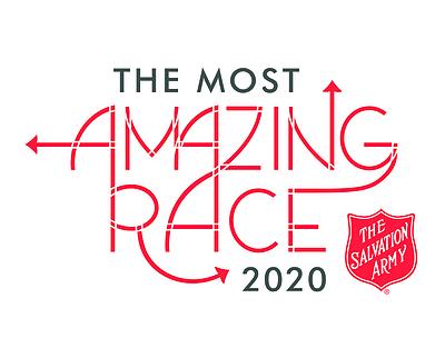 Carlisle most amazing race logo 2020