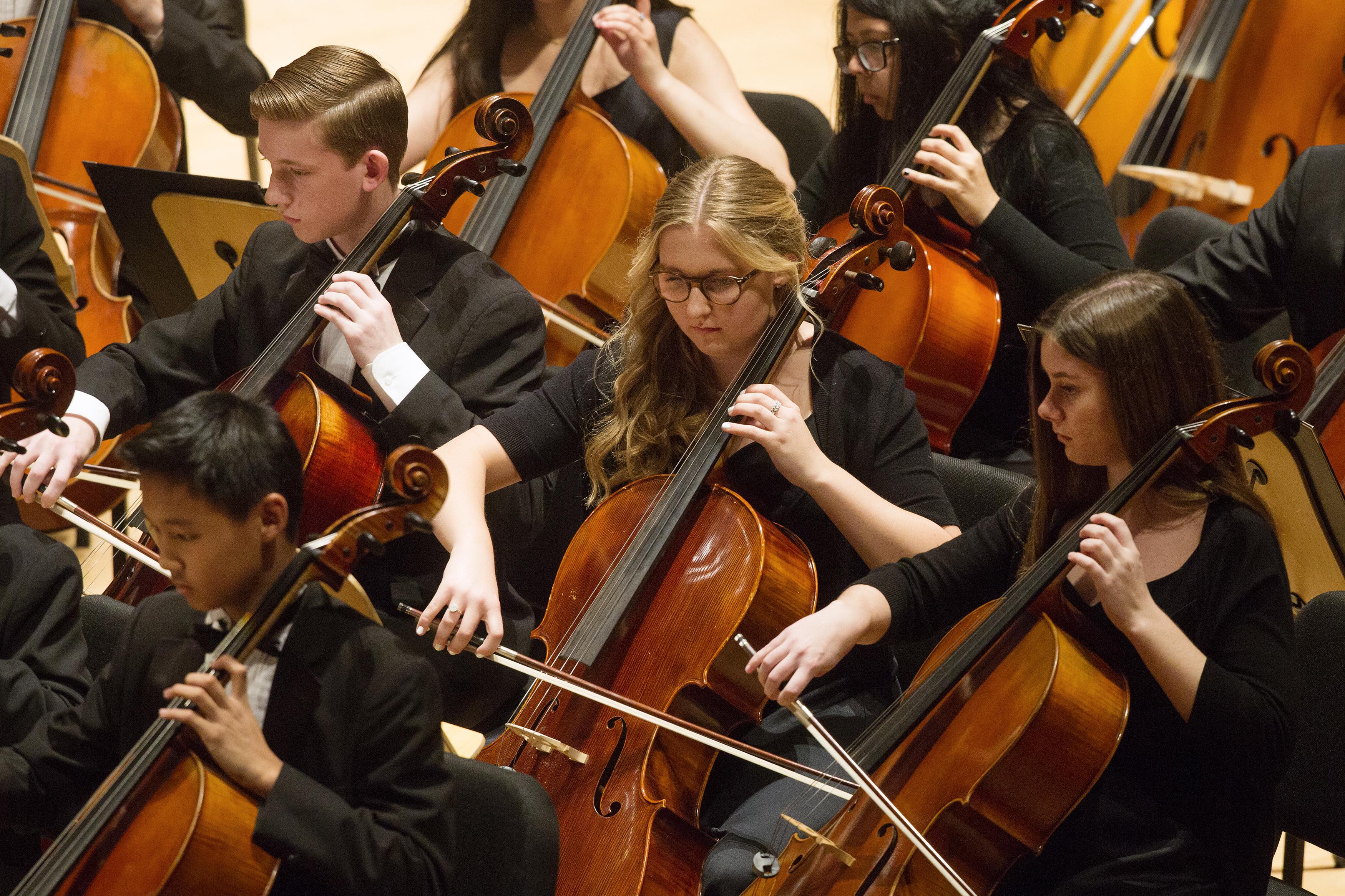 High school orchestra festival 078