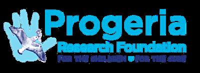 The Progeria Research Foundation Logo