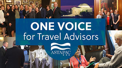 American Society of Travel Advisors Inc Logo