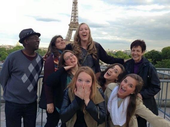 Education abroad  paris