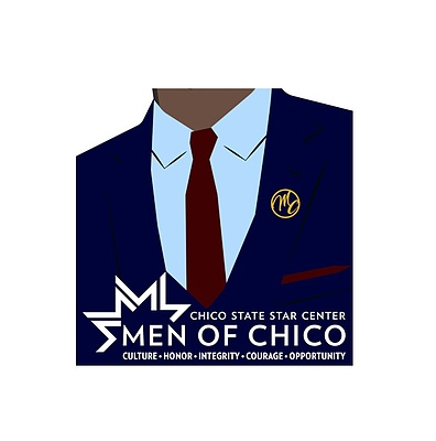 Men of chico sticker team