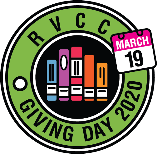Rvcc givingday library march19