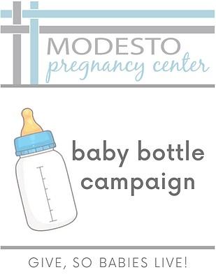 Modesto Pregnancy Center Logo