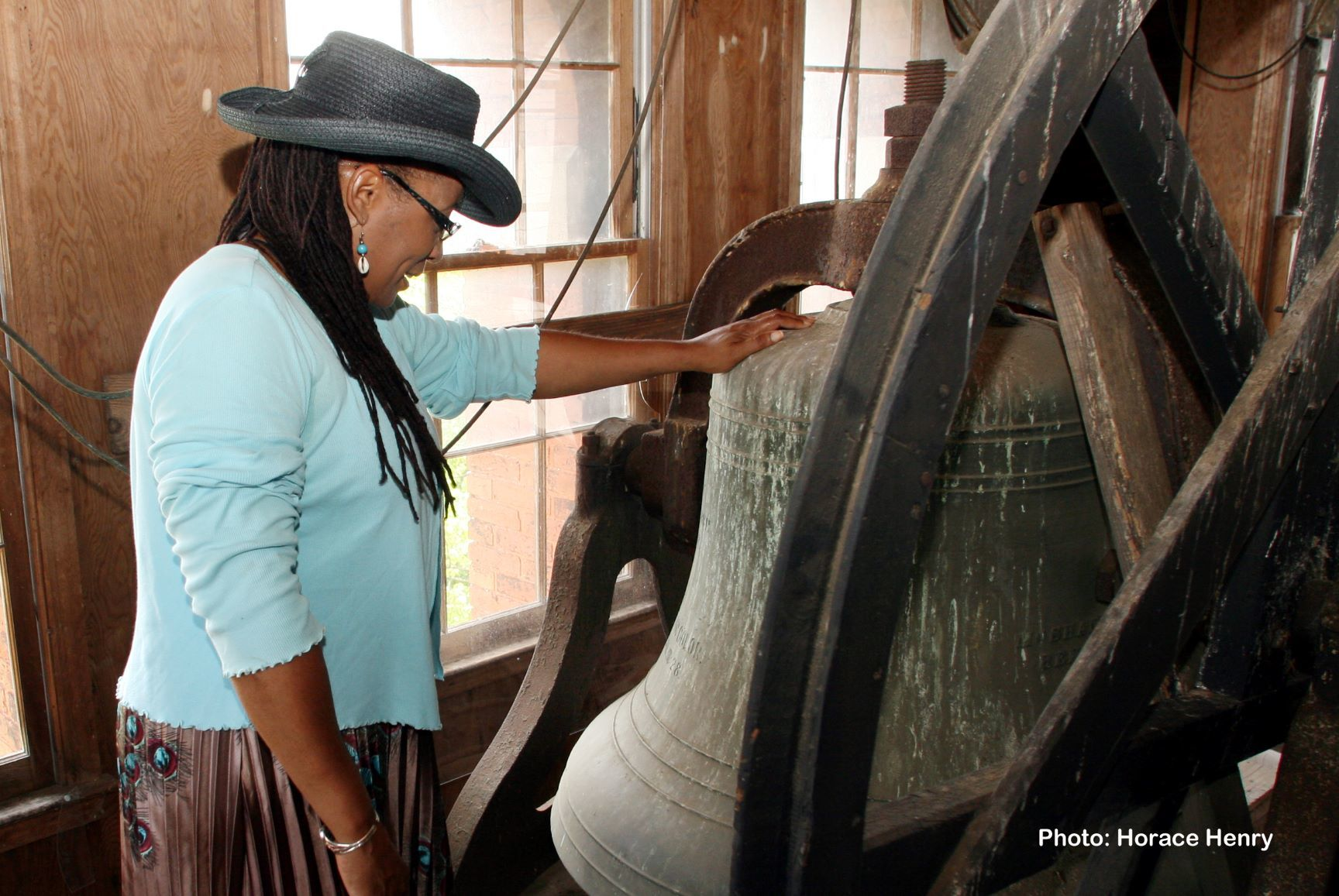 Mbc dr. candy tate at bell in bell tower copy