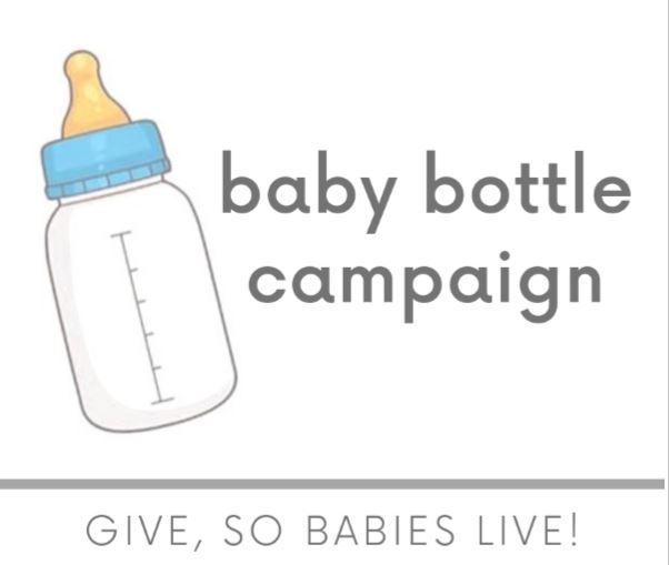 Bottle only logo