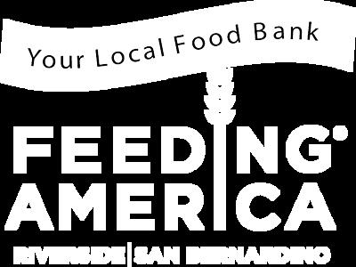Feeding America Riverside | San Bernardino Logo