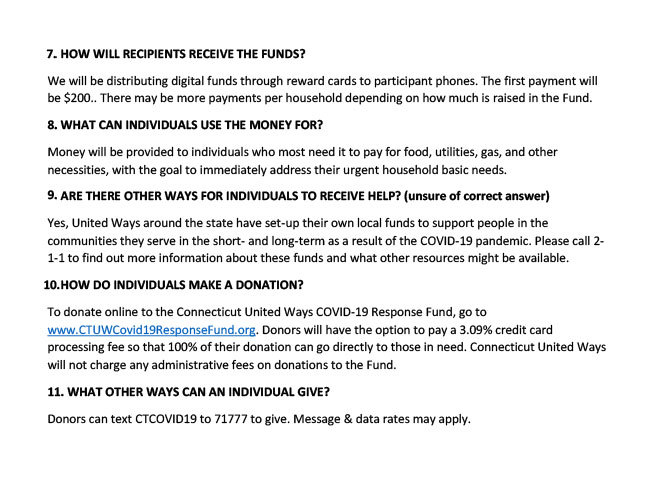 Final ct uw covid 19 fund faq updated  4