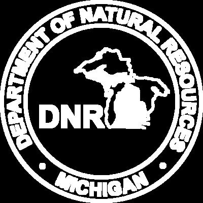 Michigan DNR PRD Logo