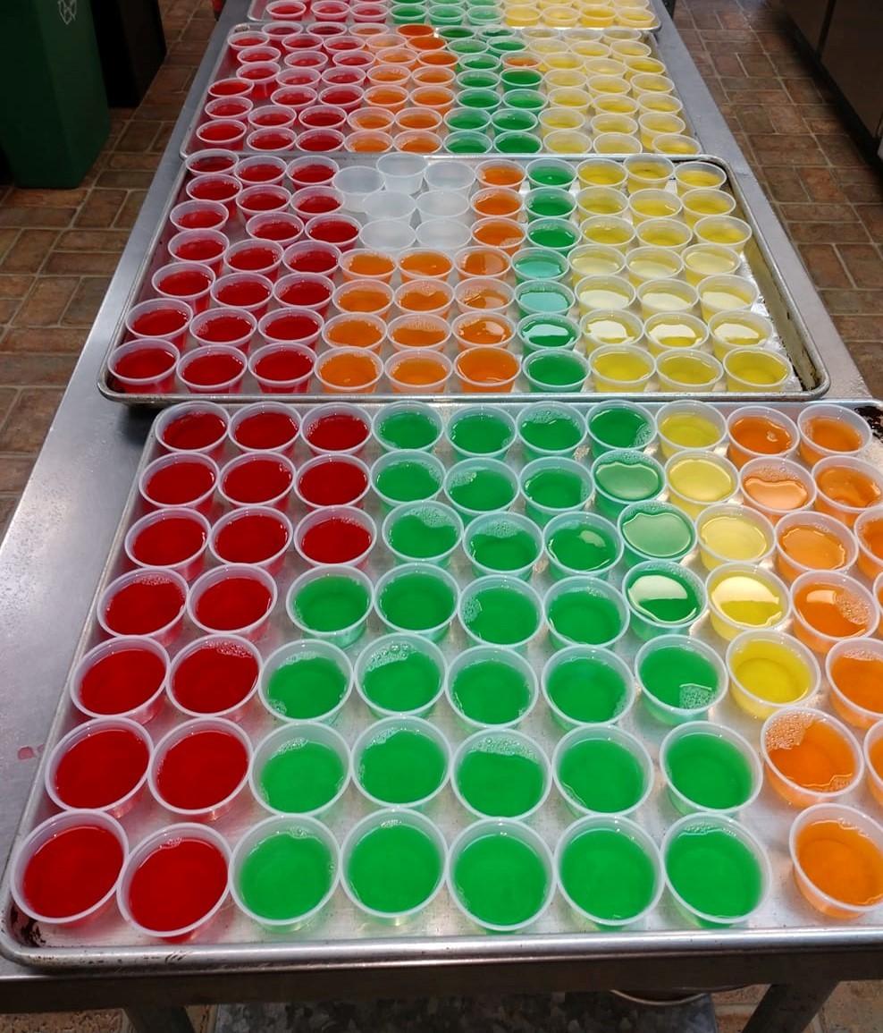 Bingo jello shots cropped