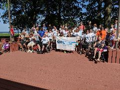 2019 neo walk n' roll to cure ataxia group shot