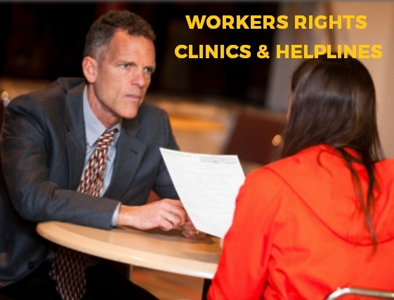 Workers rights clinics