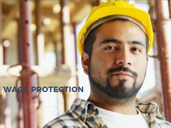 Wage protection