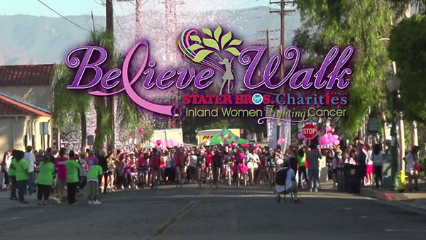 Believe walk 1