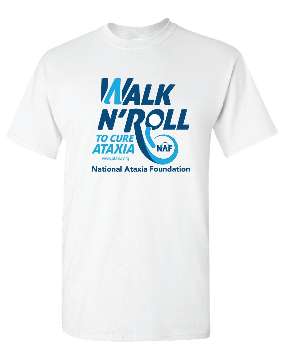 Walk n' roll t shirt front %282%29