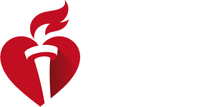 American Heart Association Midwest  Logo