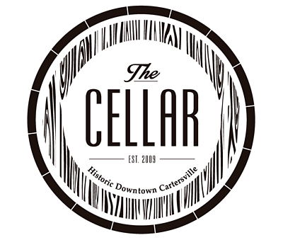 The cellar logo transparent