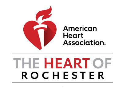 Heart of rochester logo non transparent