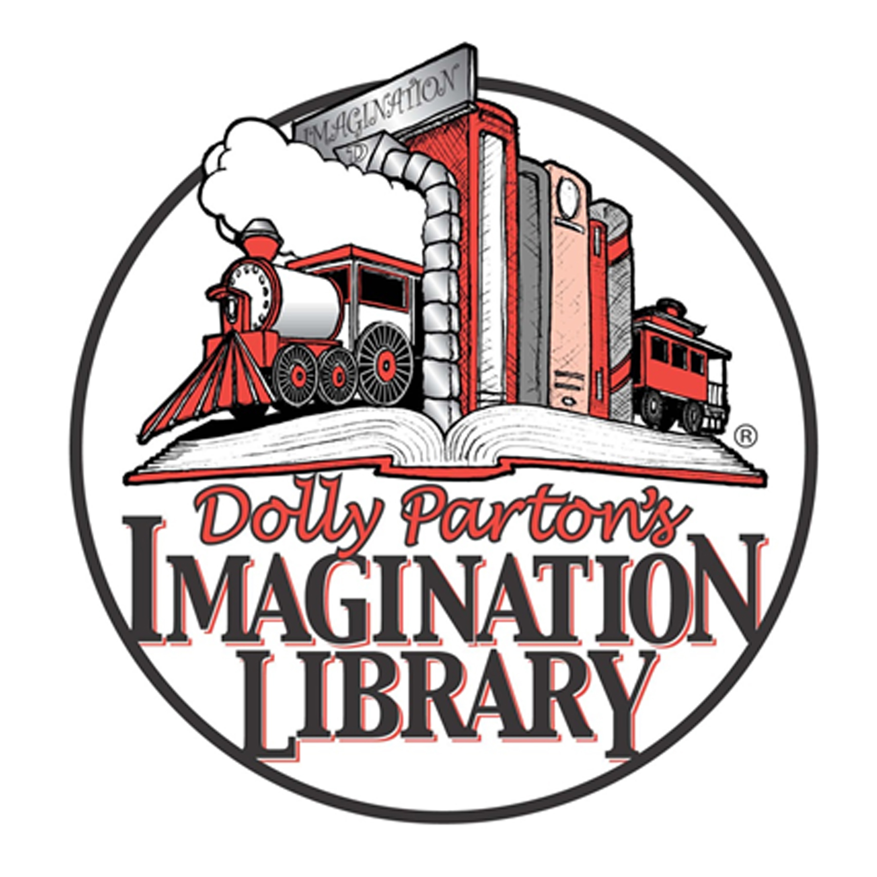 Dolly parton imagination library logo
